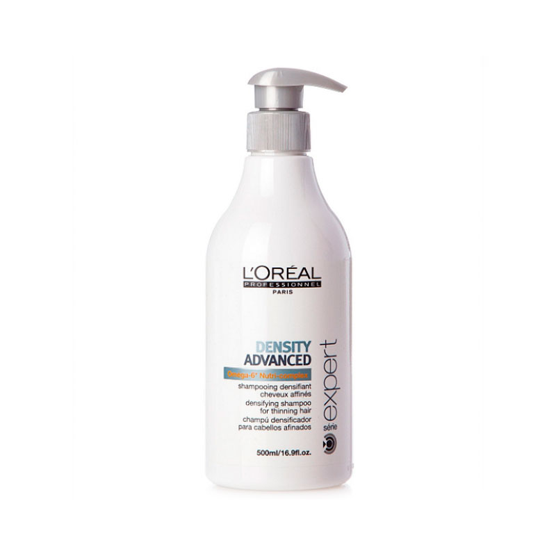 Champú Density Expert Loreal. 500 ML.