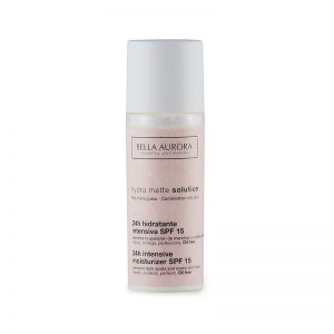 Fluido Hydra Light Solution SPF15. Bella Aurora