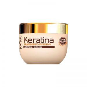 Kativa Mascarilla De Keratina 250 ml.