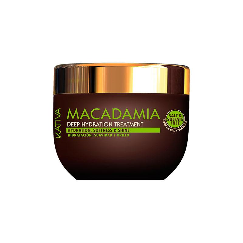 Kativa Mascarilla Macadamia