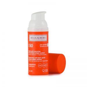 Protector Solar crema SPF 50