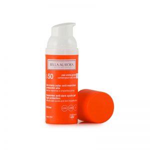 Protector solar Gel-Crema SPF50