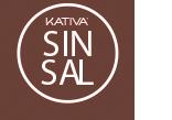 Sello Kativa sin sal, sin sulfatos, sin parabenos, sin gluten