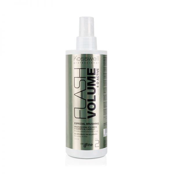 Spray de volumen para el cabello Flash Volumen Kosswell 250ml