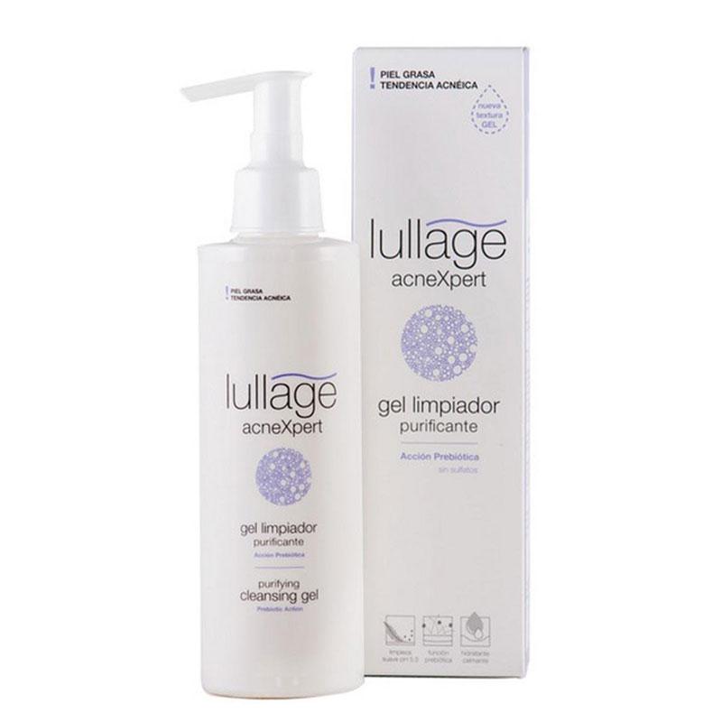 Lullage acnexpert gel limpiador 200ml - Tienda Online PelOh!