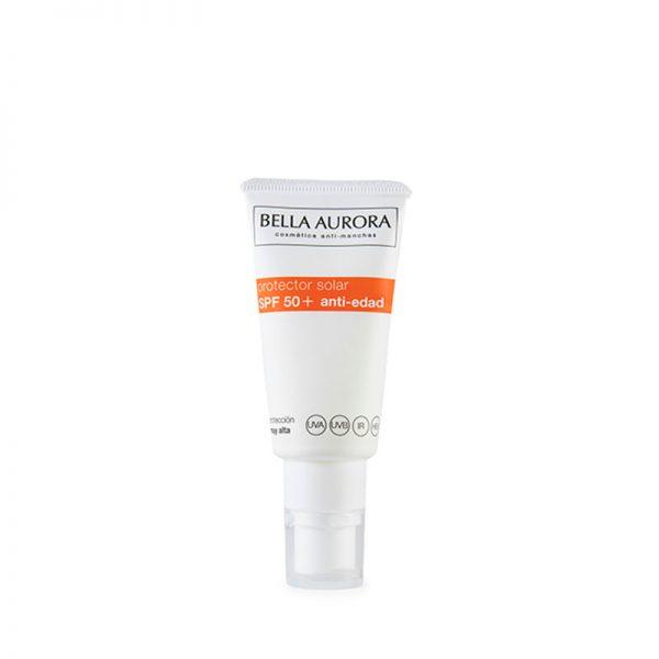 Serum solar anti edad SPF50+ Bella Aurora 30 ml - Tienda online PelOh!
