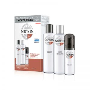Nioxin Sistema nº4 anticaída - Peloh