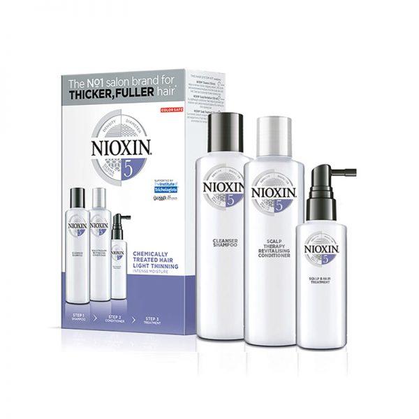 Nioxin Sistema nº5 anticaída - Peloh