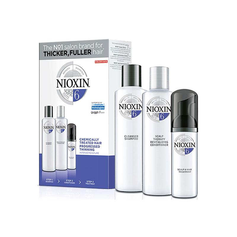 Nioxin Sistema nº6 anticaída - Peloh