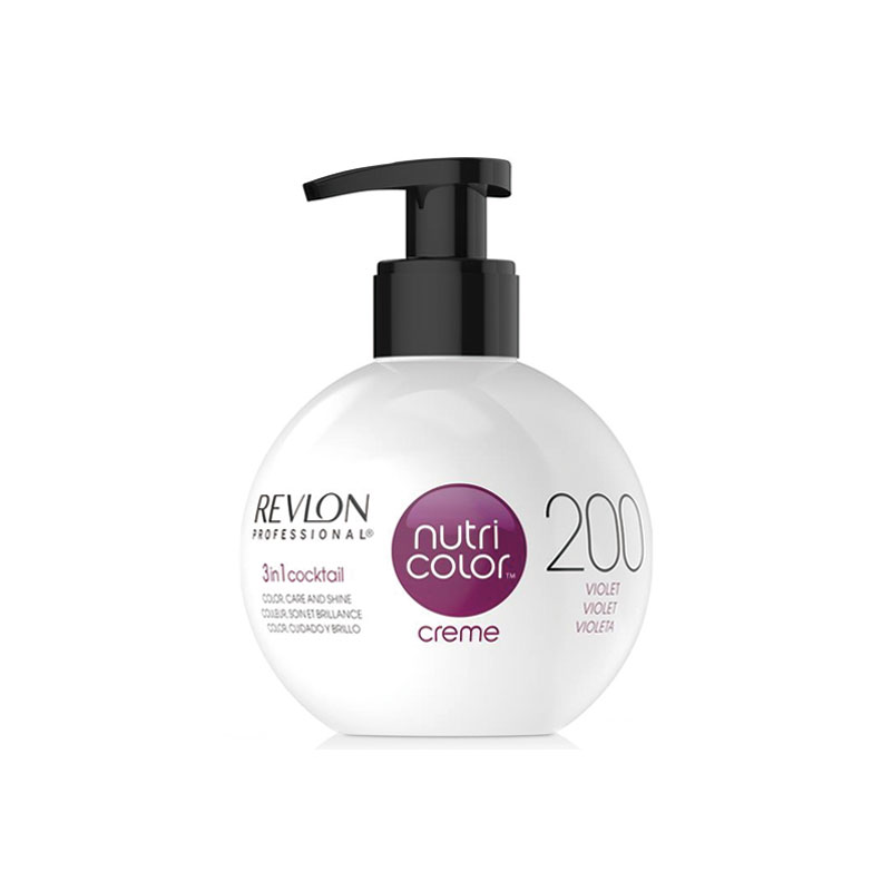 Revlor Nutri Color Cream 200 - Peloh