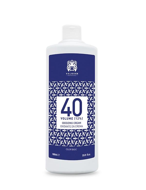 Oxidante Valquer 40 Volúmenes - 1000ml