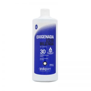 Oxigenada Valquer 30 Volúmenes - 1000ml