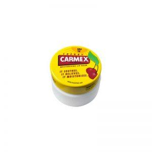 Tarro de bálsamo labial Carmex Cereza. 7,5 g.