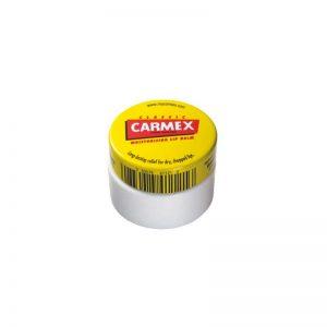 Tarro de bálsamo labial Carmex Clásico. 7,5 g.