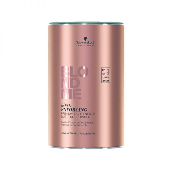 Schwarzkopf Blondme Premium Lightener 9+ Decoloración. 450g