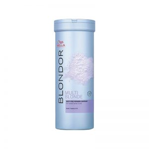 Wella Blondor Multi Blonde Powder Decoloración. 400g