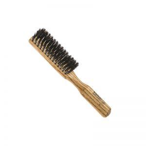 bamar cepillo plano madera fresno cerdas jabali peloh