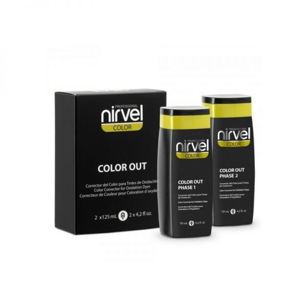 nirvel color out 2 x 125 peloh