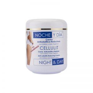 Crema Anticelulítica Reductora Cellulit Noche y día