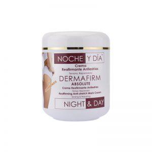 Crema Reafirmante antiestrías Dermafirm Noche y día
