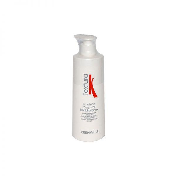 Textura emulsión corporal rehidratante Keenwell