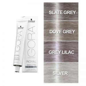Igora Royal Absolutes SilverWhite 4 tonos Peloh