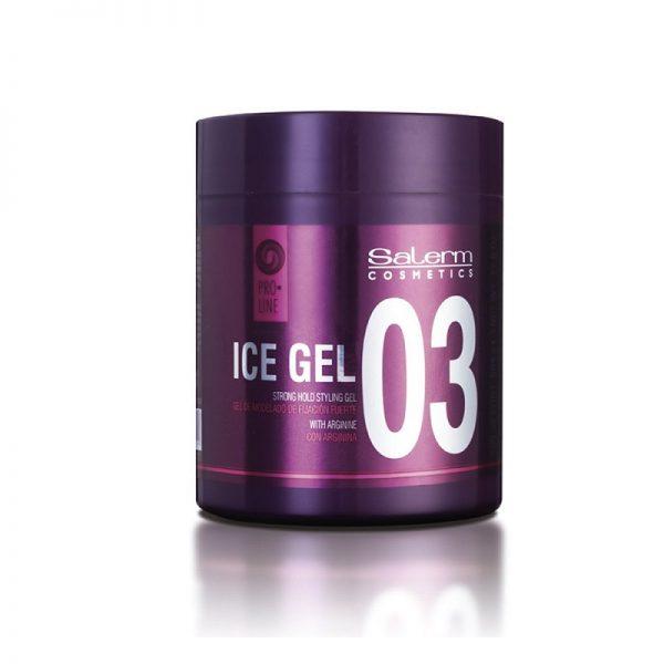 Gel de moldeado Ice Gel 03 Sarlem 500 ml