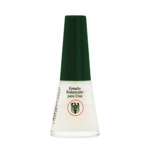 Esmalte endurecedor para uñas 14 ml. Química Alemana Peloh